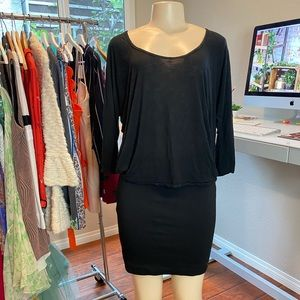 Free People Blouse & H&M Pencil Skirt